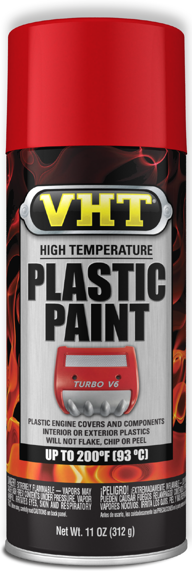 VHT High Temperature Plastic Paint Spray Can